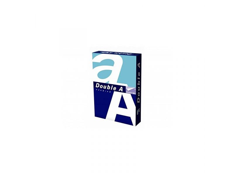 Papel Double A A4 80Gr 250H Blanco