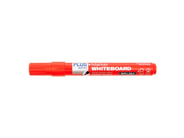 Rotulador Plus Board Marker Rojo