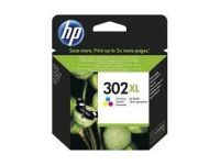 Hp Tinta Tricolor Officejet 3830,3832 All-In-One Nº 302Xl