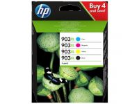 Hp Nº903Xl (3Hz51Ae) Tinta Original Cuatricolor